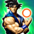 Super Goku Fighting Legend Street mod vàng (coins) cho Android