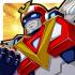 Run Run Super V mod kim cương (gems) – Game siêu nhân cho Android