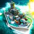 Fortress Destroyer mod tiền (cash) – Game chiến tranh trên biển cho Android