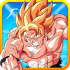 Instinct Goku Saiyan Greate Battle mod vàng (coins) cho Android