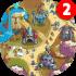 Kingdom Defense 2 mod kim cương (gems) – Game phòng thủ Tiếng Việt cho Android