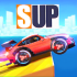 SUP Multiplayer Racing mod kim cương (gold gems) cho Android