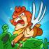 Semi Heroes mod kim cương (gold gems) – Game anh hùng hay cho Android