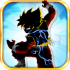 Shadow Goku Saiyan Final Battle mod tiền (coins) cho Android