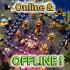 Clash Of Orcs v3.42 mod kim cương (gems) – Game giống COC offline cho Android