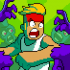 Kung Fu Z mod kim cương – Game võ thuật diệt zombie cho Android