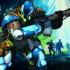 Zombie Siege v1.4 mod kim cương & sao (gems stars) cho Android