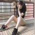 [23] Tổng hợp ảnh gái Việt đùi thon gọn, quần ngắn