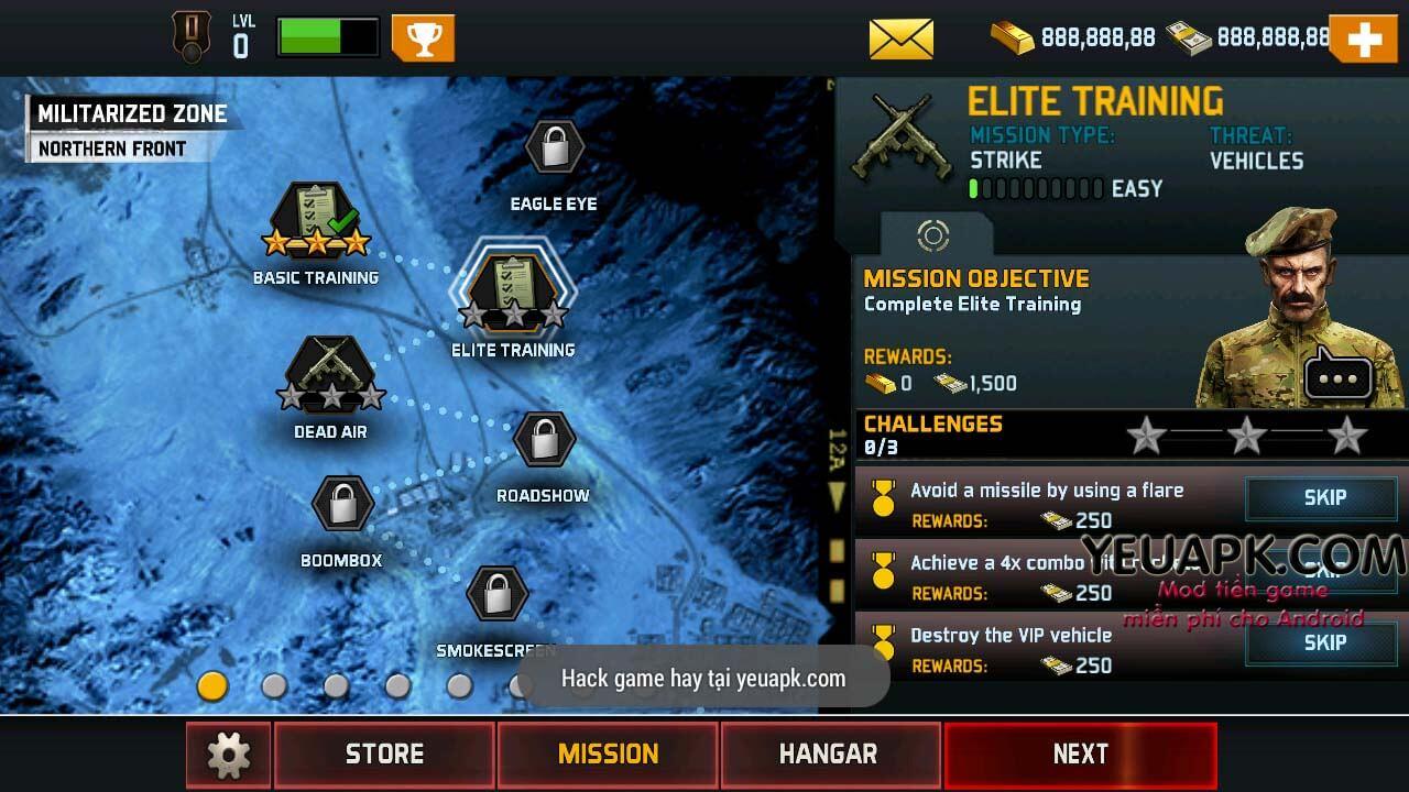Shadow Strike 3 Mod Apk