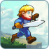 Super Sword Man Adventures mod tiền (coins) – Game siêu anh hùng cho Android
