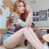 [26] Tổng hợp ảnh gái Việt đùi thon gọn, quần ngắn