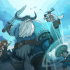 Người Viking Saga mod kim cương (crystals) – Game diệt phù thuỷ cho Android