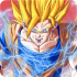 Goku Saiyan Warrior Battle v1.0 mod tiền vàng (money) cho Android