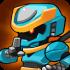 Robo Avenger mod kim cương (gold gems) – Game Biệt đội Robot cho Android