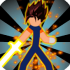 "God of Stickman 3 mod tiền (gold) – Game vị thần ""người que"" cho Android"