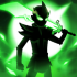 Stickman Shadow Fight Heroes mod tiền – Game RPG bóng đêm cho Android