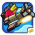 Toon Shooters 2 mod tiền (gold) – Game quái vật bay cho Android