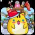 Cat'n'Robot mod tiền (coins gems) – Game Bảo Vệ Vương Quốc Mèo cho Android