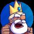 King Crusher mod vàng & kim cương (gold gems) cho Android