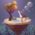 My Oasis mod kim cương (gems) – Game xây dựng đảo cho Android