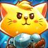 Cat Quest v1.2.2 mod vàng (gold) – Game chiến binh mèo cho Android