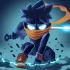 Ninja Dash mod kim cương (gems) – Game Ronin Shinobi cho Android