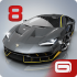 Asphalt 8 HD hack mod tiền v5.0.0o (Mới nhất) – Game đua xe 3D cho Android