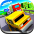 Blocky Highway mod vàng (coins) – Game đua xe cao tốc cho Android