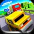 Blocky Highway mod vàng (coins) – Game đua xe cao tốc cho Android