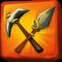 Krafteers v2.1.3 mod kim cương (gems) – Game trận chiến sinh tồn cho Android