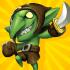 Monster Breaker Hero mod vàng & kim cương (gold gems) cho Android