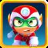 SuperHero Junior HD mod tiền – Game Siêu Nhân Anh Hùng cho Android