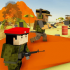 Blocky Army mod tiền (cash) – Game Modern War Strike cho Android