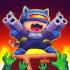 Cat Gunner mod tiền (money) – Game Siêu Mèo Bắn Zombie cho Android