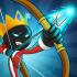 Mr Bow mod vàng & VIP (gold) – Game trùm bắn cung đối kháng cho Android