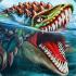 Sea Monster City mod kim cương (gems) – Game thành phố quái vật biển cho Android