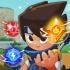 Gem Warrior mod vàng (coins) – Game chiến binh đá cho Android