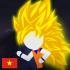 Chiến binh rồng thiêng mod vàng (coins) – Game Stick Z Warriors cho Android