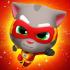 Talking Tom Hero Dash mod vàng & kim cương (coins gems) cho Android