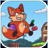 FoxyLand mod tiền (cherry) – Game cáo cứu vợ cho Android