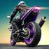 Top Bike Street Racing v1.04 mod tiền & xăng (cash fuel) cho Android