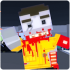 Blocky Zombie Survival mod bất tử (never die) offline cho Android