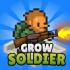 Grow Soldier mod kim cương (diamonds) – Game Nuôi một người lính cho Android