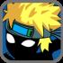 Stickman Ninja v1.1.2 mod tiền (coins) – Game Naruto và đồng bọn cho Android