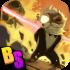 Towelfight 2 mod vàng (gold keys) – Game ông lão và quái vật cho Android