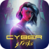 Cyber Strike mod tiền vô tận (money unlimited) cho Android