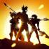 Stickman Tribe mod tiền (money) – Game chiến binh bộ lạc RPG cho Android