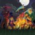 Clan N mod tiền kim cương (money) – Game Ninja Pixel hiện đại cho Android