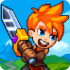 Dash Quest Heroes mod – Game pixel RPG vượt ải cho Android
