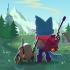 Botworld Adventure mod tiền (money) – Game giống Pokemon hiện đại cho Android